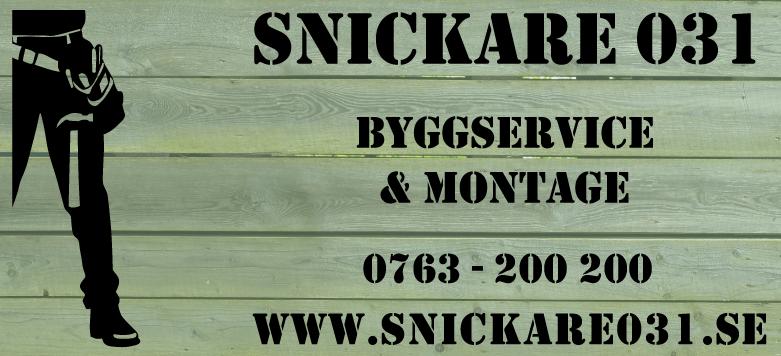 Snickare031 i Göteborg